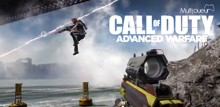 Call Of Duty Advanced Warfare mode multijoueur